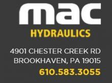 MAC Hydraulics -- Brookhaven PA